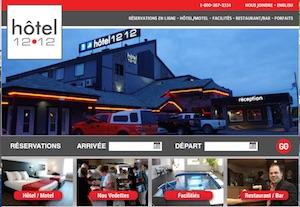 Motel Restaurant Bar le 1212 - Bas-Saint-Laurent, Dégelis