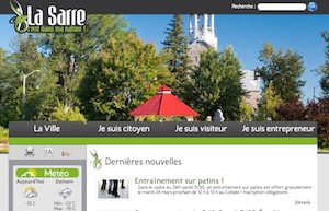 Ville de La Sarre - Abitibi-Témiscamingue, La Sarre