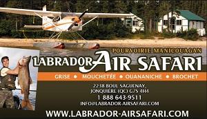 Labrador Air Safari inc. - Côte-Nord / Duplessis, Sept-Îles