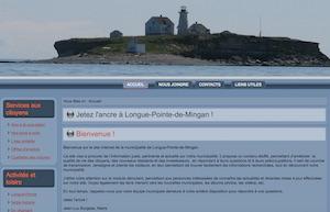 Municipalité de Longue Pointe-de-Mingan - Côte-Nord / Duplessis, Longue-Pointe-de-Mingan