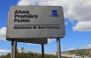 Aluminerie Alcoa de Baie-Comeau - Côte-Nord / Manicouagan, Baie-Comeau