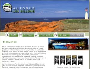 Autobus Les Sillons - Îles-de-la-Madeleine, Fatima