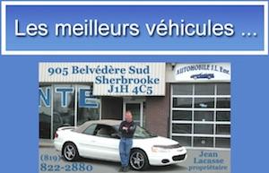 Automobiles JL - Estrie / Canton de l'est, Sherbrooke