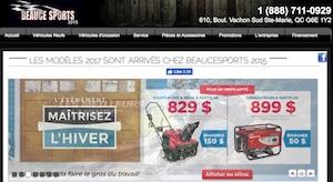 Beauce Sports 2015 - Chaudière-Appalaches, Sainte-Marie (Beauce)