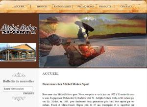 Michel Maheu Sports - -Centre-du-Québec-, Victoriaville