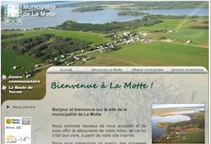 Municipalité de La Motte - Abitibi-Témiscamingue, La Motte