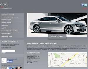 Sherbrooke AutoHaus (Audi) - Estrie / Canton de l'est, Sherbrooke