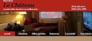 Hôtel Motel le Château - Estrie / Canton de l'est, Lac-Mégantic (V)
