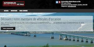 Automobiles Michel Blouin - Capitale-Nationale, Saint-Laurent-de-l'Île-d'Orléans