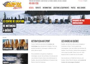 Action Plein Air Sport - Capitale-Nationale, Ville de Québec (V)