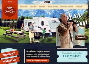 VR St-Cyr - Montérégie, Saint-Mathieu-de-Beloeil
