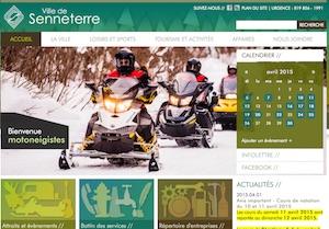 Ville de Senneterre - Abitibi-Témiscamingue, Senneterre