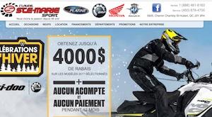 Claude Ste-Marie Sport Inc. - Montérégie, Longueuil (Saint-Hubert)