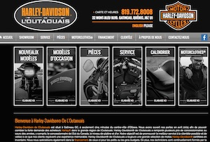 Harley-Davidson de L'Outaouais - Outaouais, Gatineau