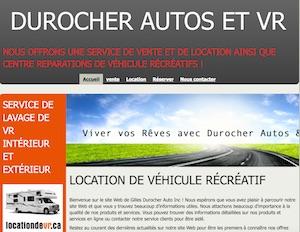 Gilles Durocher Auto Inc - -Centre-du-Québec-, Yamaska