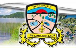 Municipalité de Saint-Aimé-des-Lacs - Charlevoix, Saint-Aimé-des-Lacs