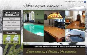 Chalet Arseneault - Lanaudière, Saint-Donat-de-Montcalm