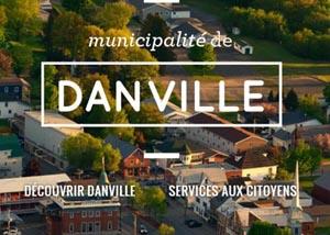 Ville de Danville - Estrie / Canton de l'est, Danville