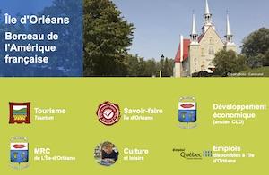 Chambre de Commerce de L'Île d'Orléans - Capitale-Nationale, Saint-Pierre-de-l'Île-d'Orléans