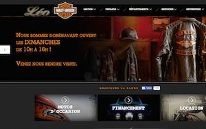 Léo Harley (Harley-Davidson) - Montérégie, Brossard