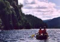 Auberge Aventure Skimok - Saguenay-Lac-Saint-Jean, Girardville (Lac-St-Jean)
