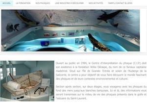 Centre d'interprétation du Phoque - Îles-de-la-Madeleine, Grande-Entrée