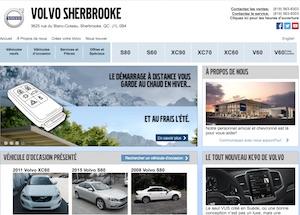 Volvo Sherbrooke - Estrie / Canton de l'est, Sherbrooke