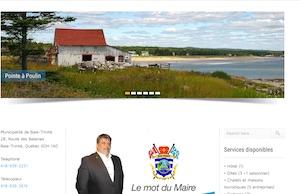 Municipalité de Baie-Trinité - Côte-Nord / Manicouagan, Baie-Trinité