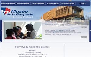 Musée de la Gaspésie et Monument à Jacques-Cartier - Gaspésie, Gaspé
