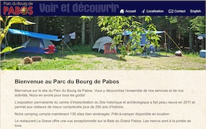 Camping du Bourg de Pabos - Gaspésie, Chandler