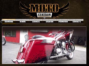 Moto Station (Harley-Davidson) - Chaudière-Appalaches, East Broughton (Beauce)