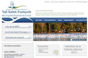MRC du Val-Saint-François - Estrie / Canton de l'est, Richmond (Melbourne)