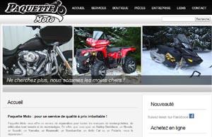 Paquette Moto - Estrie / Canton de l'est, Marbleton