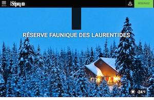 Réserve faunique des Laurentides (Sépaq) - Capitale-Nationale, Ville de Québec (V)