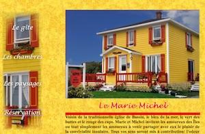 Gîte Le Marie Michel - Îles-de-la-Madeleine, Havre-Aubert (Bassin)