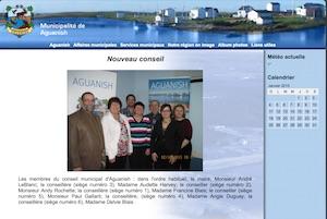 Municipalité de Aguanish - Côte-Nord / Duplessis, Aguanish