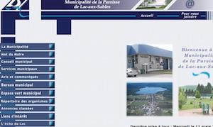 Municipalité de Lac-aux-Sables - Mauricie, Lac-aux-Sables