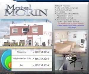 Motel Morin - Abitibi-Témiscamingue, Malartic