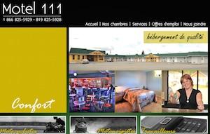 Motel 111 - Abitibi-Témiscamingue, Val-d'Or
