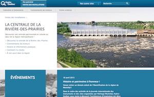 Centrale de la Rivière-des-Prairies - Laval, Laval