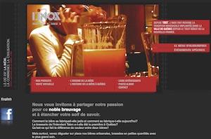 L'INOX, maîtres-brasseurs - Capitale-Nationale, Ville de Québec (V)