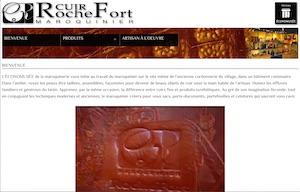 Économusée du cuir (Cuir Rochefort) - -Centre-du-Québec-, Victoriaville