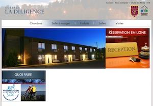 Auberge la Diligence et Motels - Saguenay-Lac-Saint-Jean, Dolbeau-Mistassini (Lac-St-Jean)