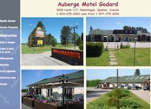 Auberge Motel Godard - Laurentides, Nominingue