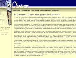 Gîte le Chasseur - Montréal, Montréal