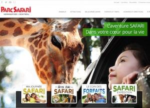 Parc Safari - Montérégie, Hemmingford
