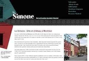 Gîte le Simone - Montréal, Montréal