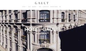 Hôtel Gault - Montréal, Montréal