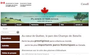 Les plaines d'Abraham - Capitale-Nationale, Ville de Québec (V)
