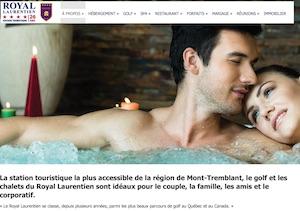 Chalets Royal Laurentien - Laurentides, Saint-Faustin-Lac-Carré